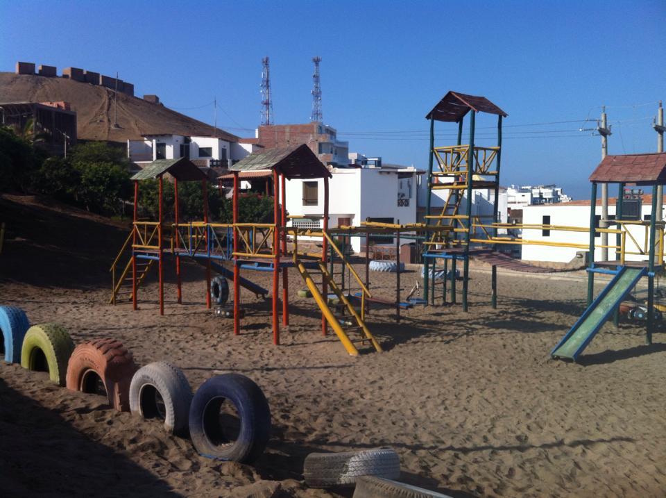 playa puerto fiel