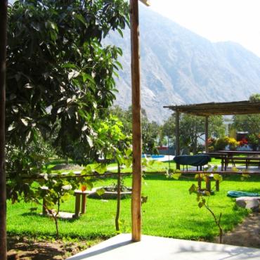 casa de campo lunahuana