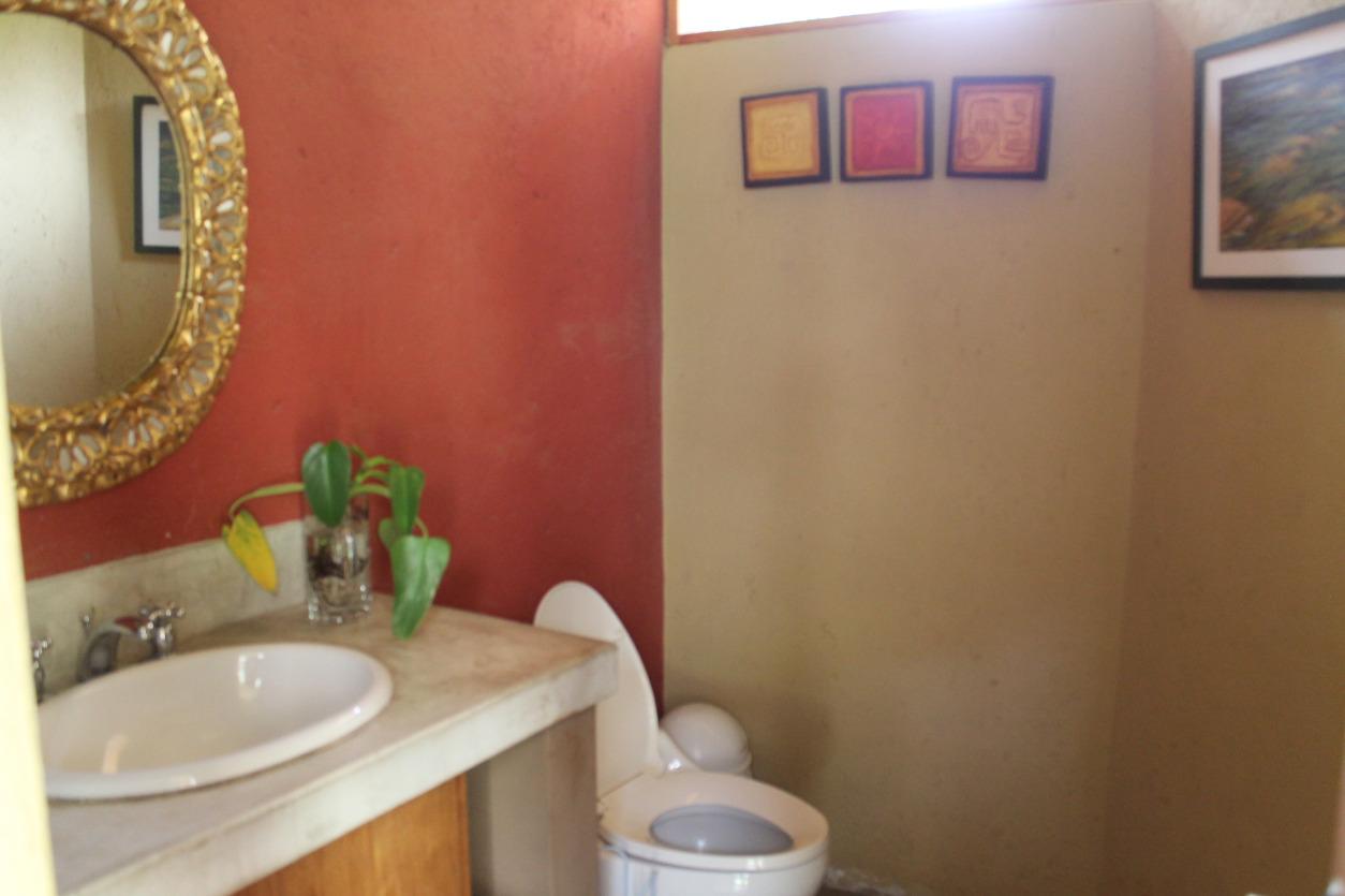 baño de casa de campo hacienda chungal cieneguilla