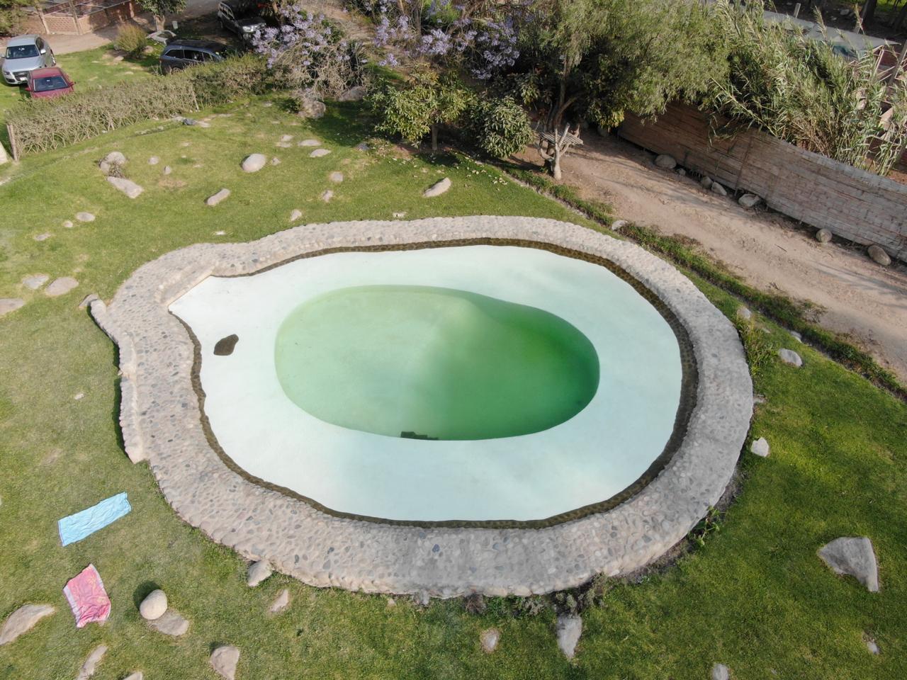 casa con piscina en cieneguilla