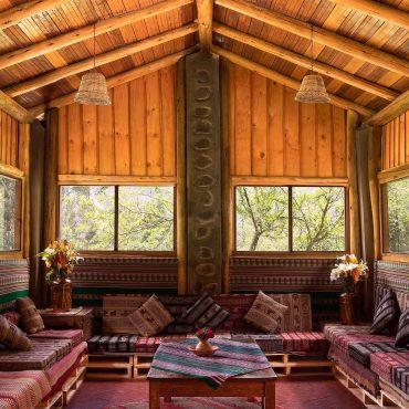 casa de campo valle sagrado