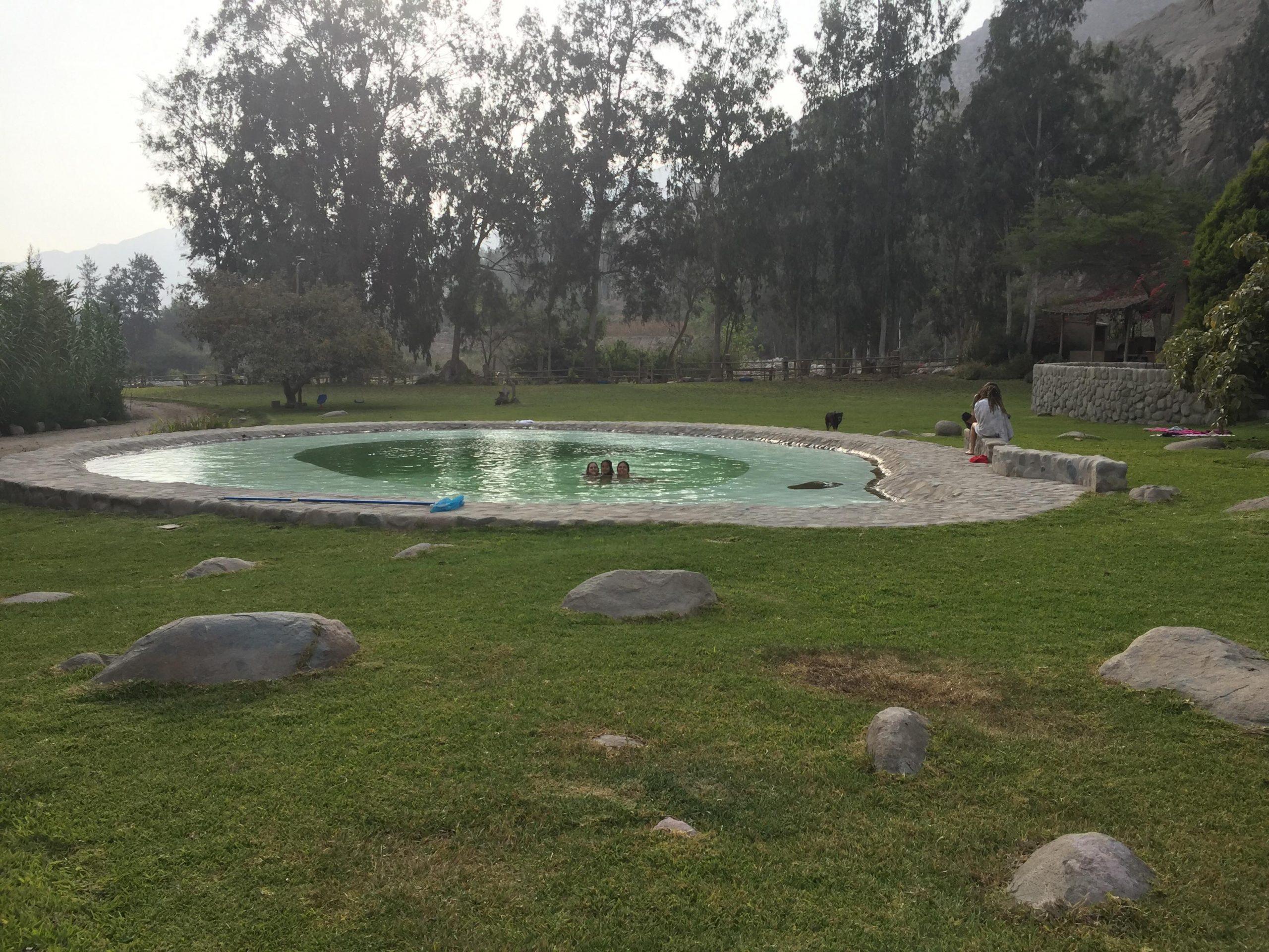 Piscina - Casa de Campo Cieneguilla, Lima