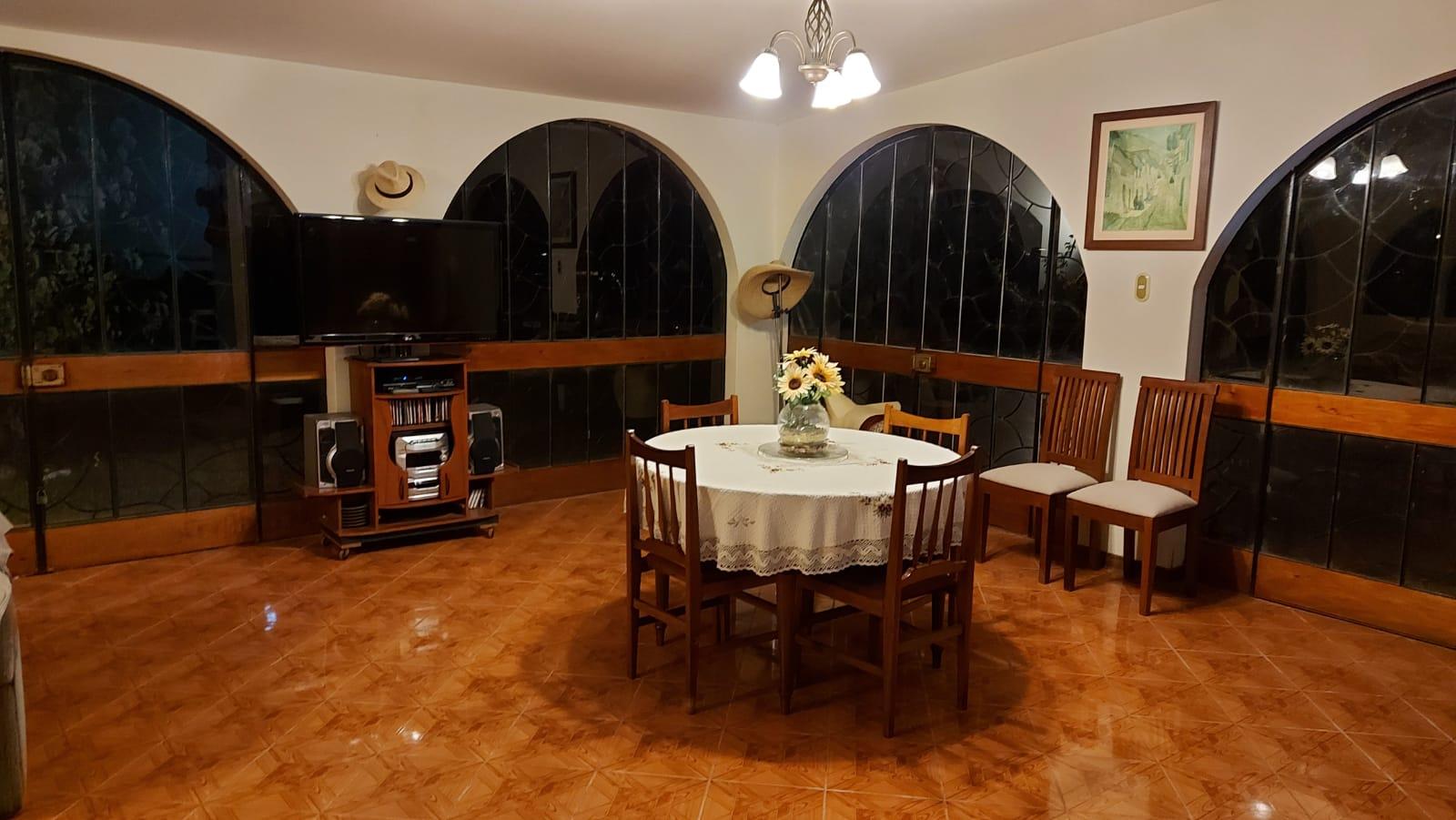 casa hacienda en chilca 24