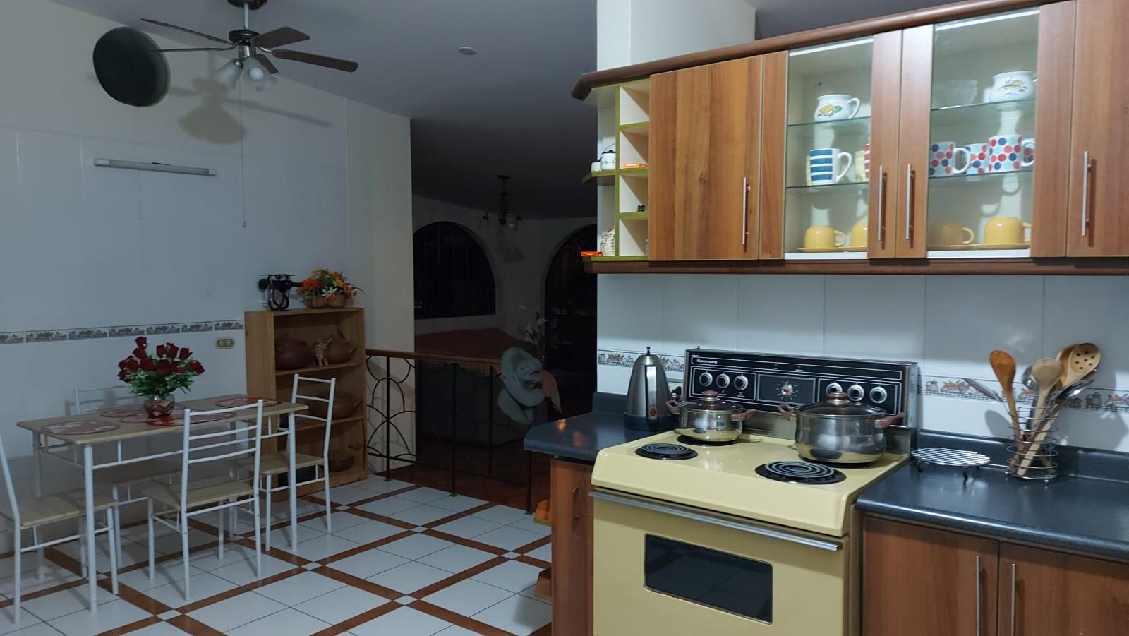casa hacienda en chilca 26