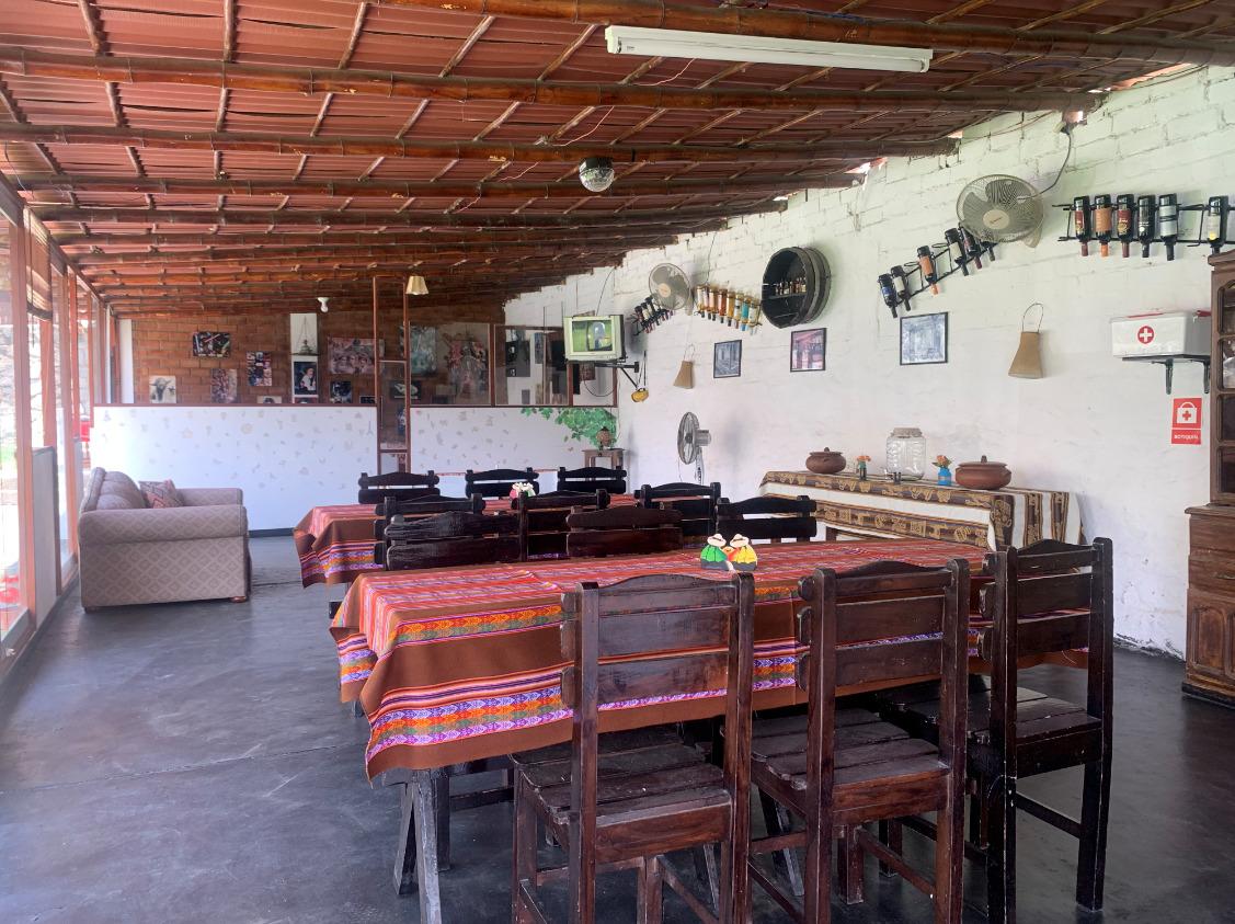 casa de campo el mirador lunahuana 13