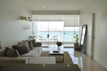 casa de playa san bartolo - condominio peñascal