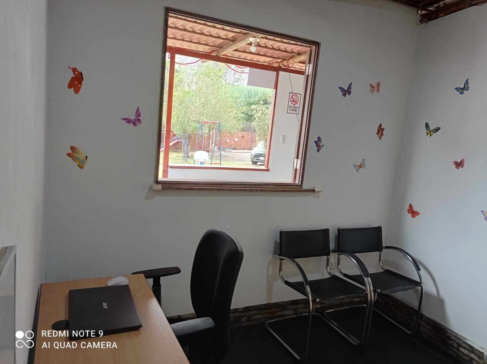 home office casa de campo lunahuaná