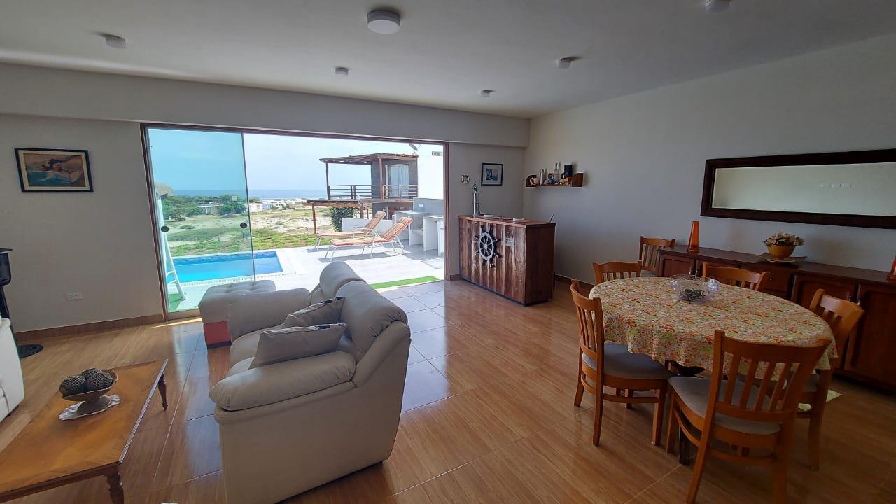 casa de playa con vista al mar en vichayito 05