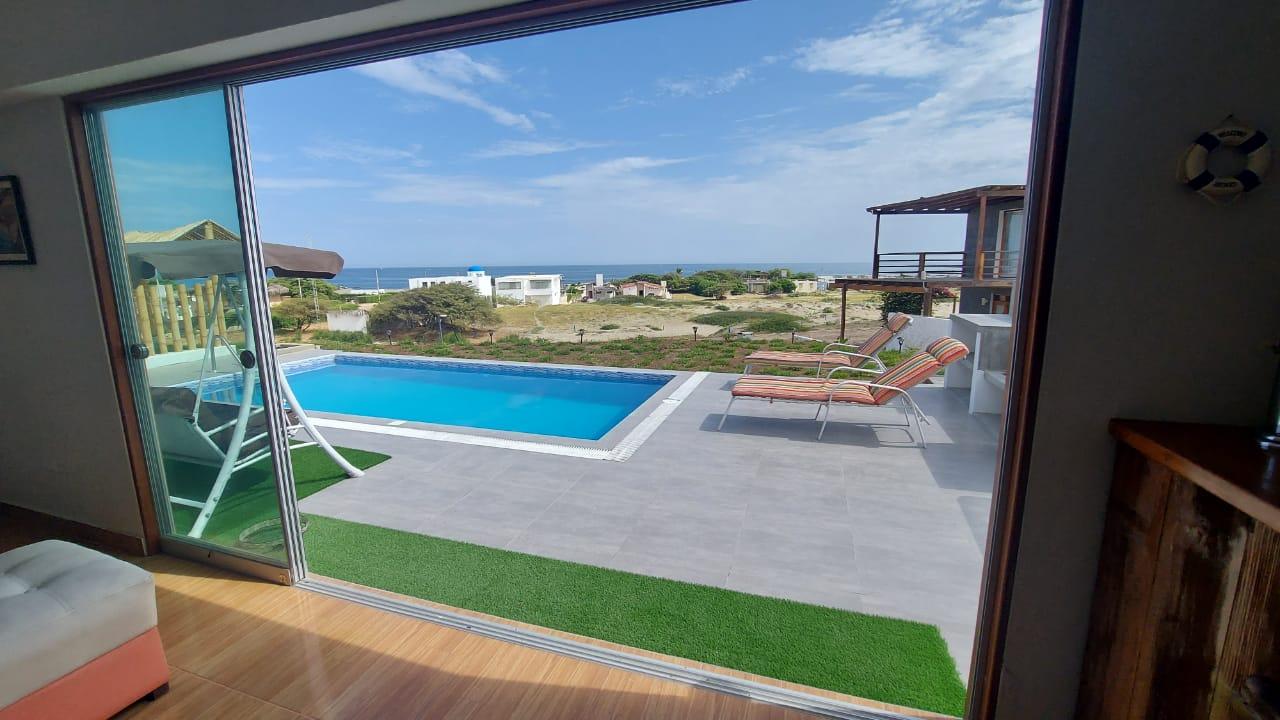 casa de playa con vista al mar en vichayito 06