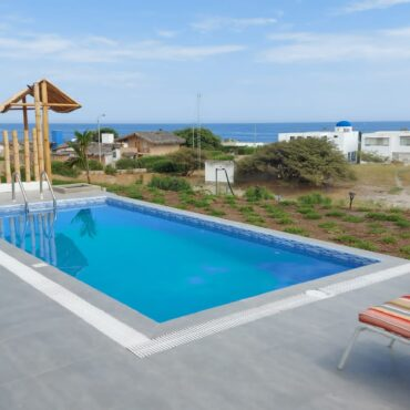 casa de playa con vista al mar en vichayito 12