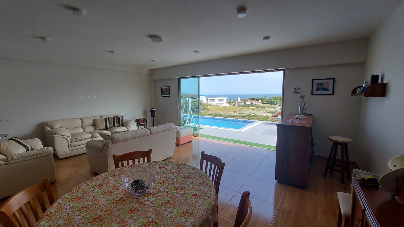 casa de playa con vista al mar en vichayito 18
