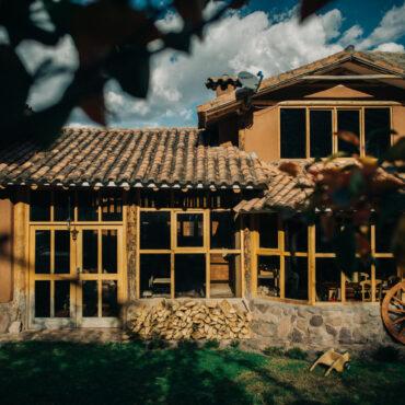 casa en el valle sagrado de cusco 05