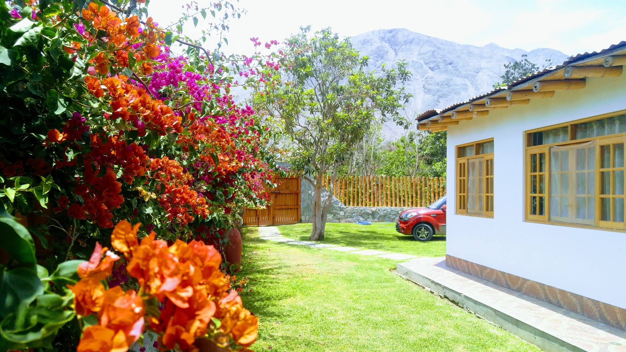 Casa de campo Belen lunahuana 14
