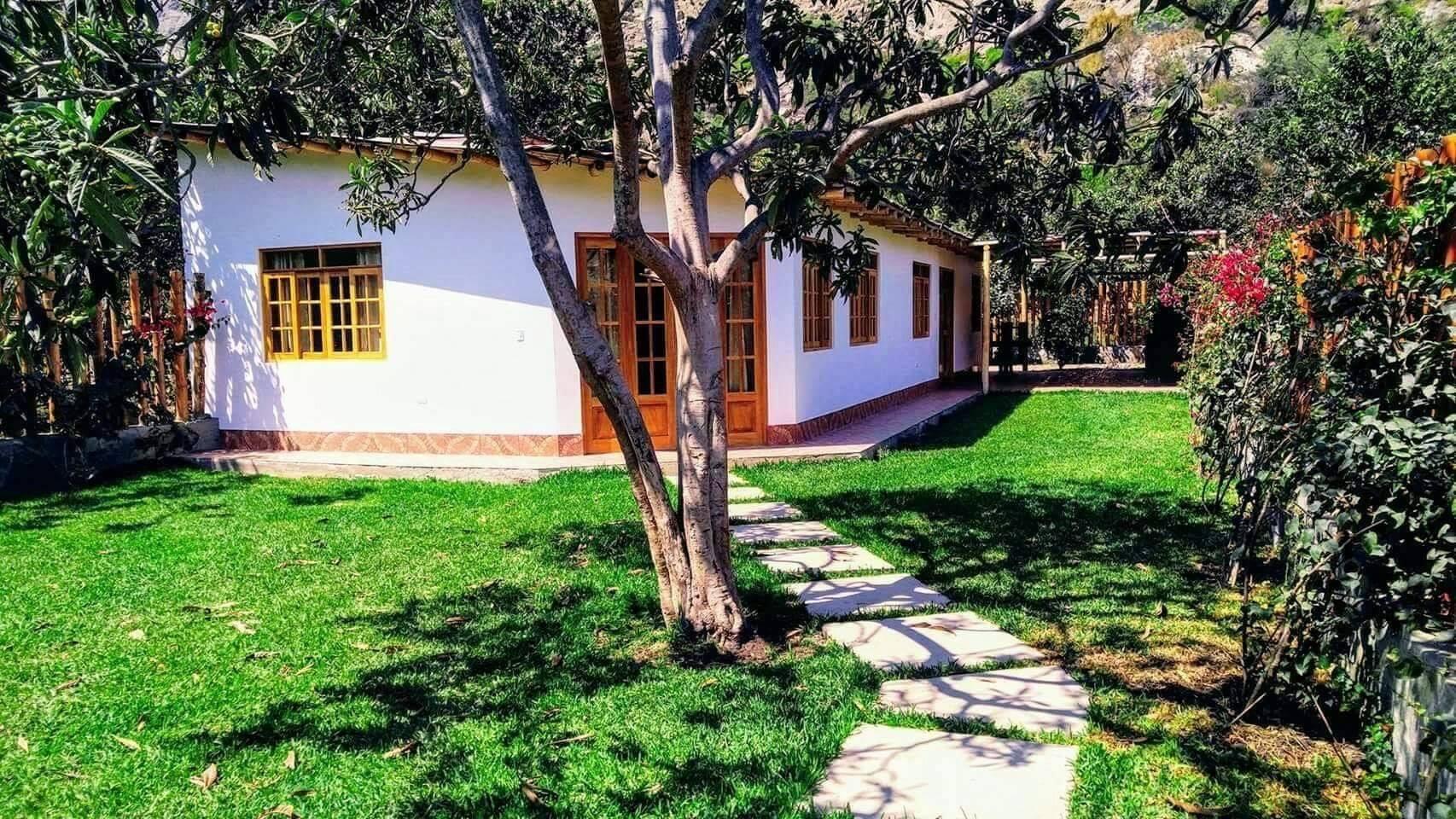 Casa de campo Belen lunahuana 18