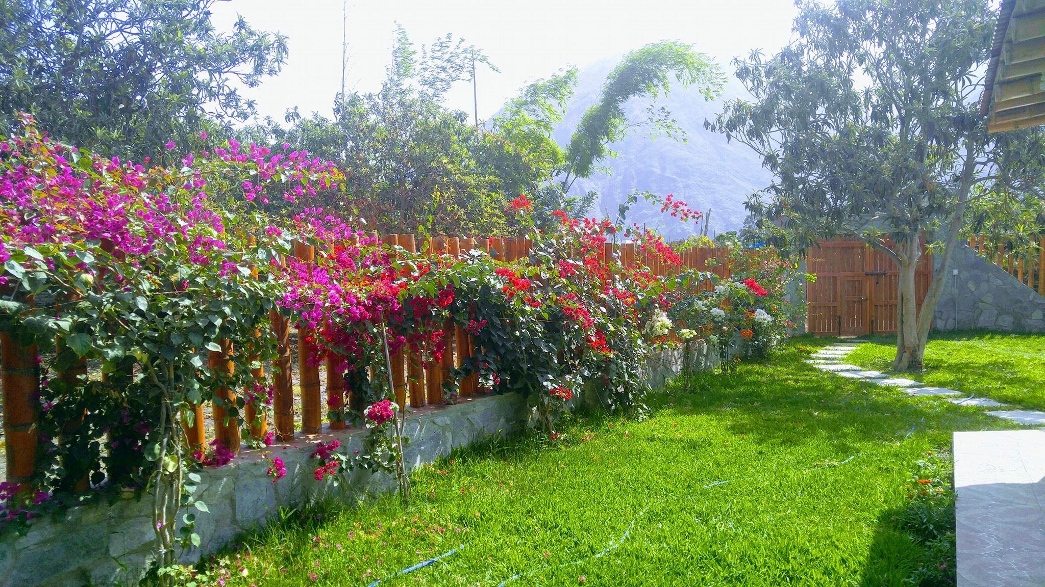 Casa de campo Belen lunahuana 20